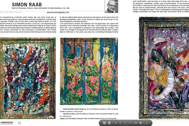 Simon_Raab_Art_Connoisseurs_profile_2011