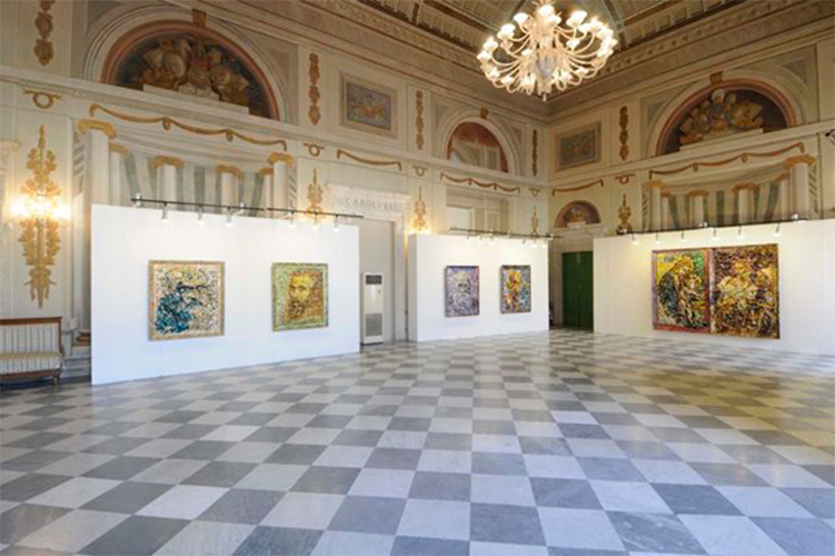 Simon_Raab_Art_Exhibition_Palazzo_Massa_Italy